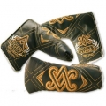 2011 Augusta SC Diamond Leather Headcovers