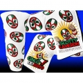 2011 Cinco de Mayo Headcovers
