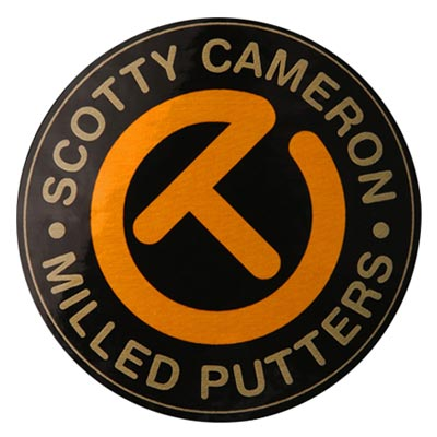 Scotty Cameron Circle T Stickers