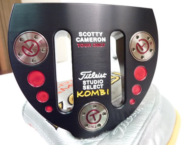 Scotty Cameron A-13982 Circle T SS Tour Kombi Mallet