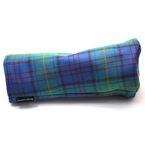 Seamus Golf County Donegal Tartan Headcover Sets