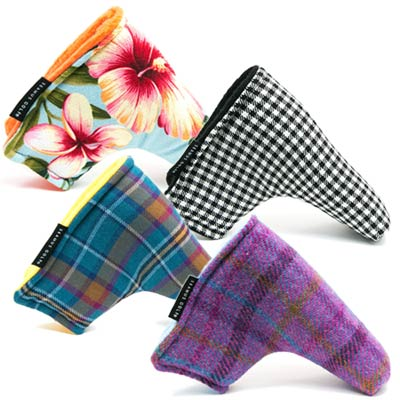 Seamus Golf Blade Putter Covers