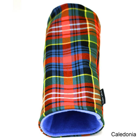 Seamus Golf Tartan Wood Headcover Set