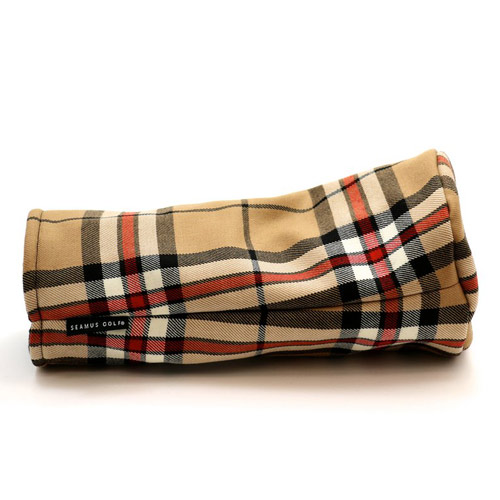 Seamus Golf Thompson Modern Camel Headcover Set