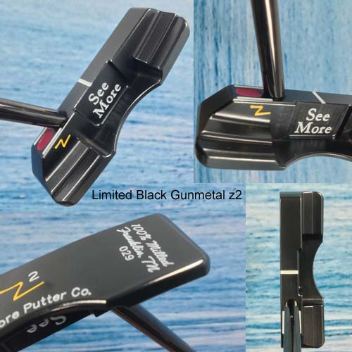 SeeMore Limited Private Reserve Putters