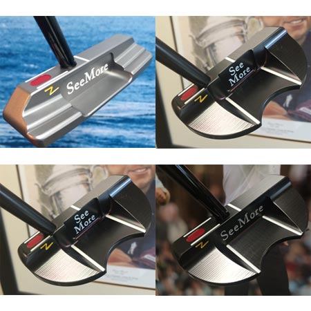 SeeMore Nashville Studio Series Z Putters
