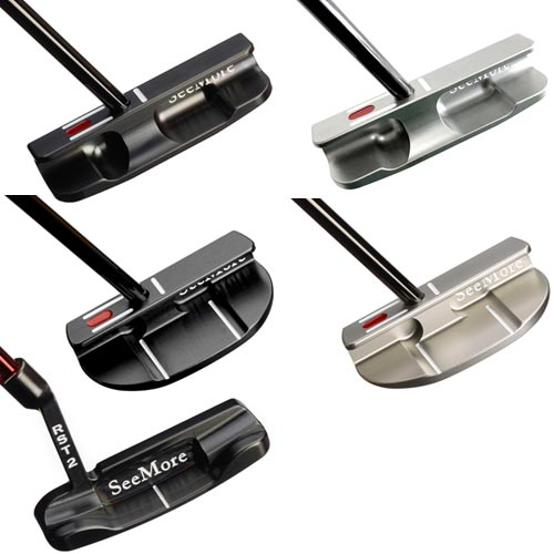 SeeMore Nashville Studio Series Putters