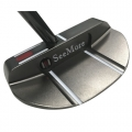SeeMore Black Shaft Series Putters