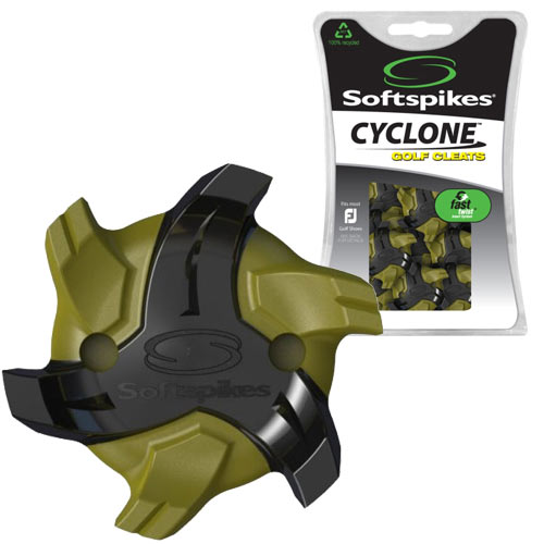 Softspikes Cyclone Golf Fast Twist Insert Cleats