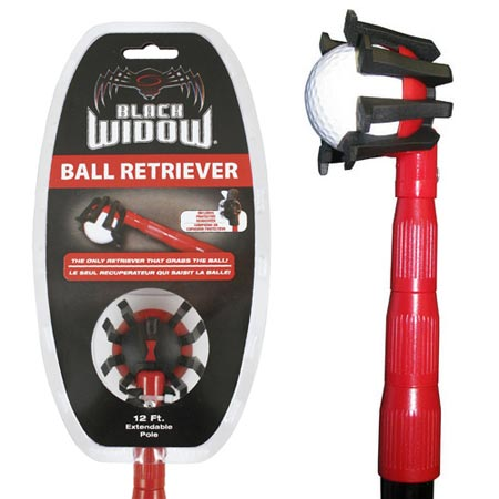 Softspikes Black Widow Ball Retrievers