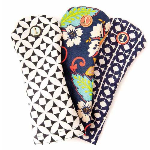 Spartina449 Ladies Driver Covers