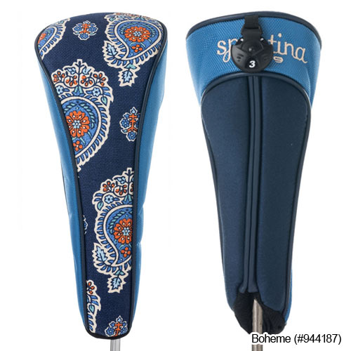 Spartina449 Ladies Driver and Club Cover Headcover