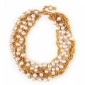 Spartina449 Ladies Chunky Pearl Necklaces