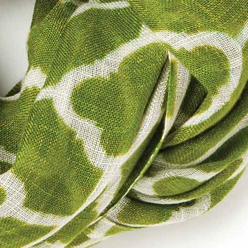 Spartina449 Ladies Bamboo Weave Scarfs