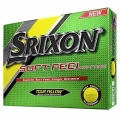 Srixon 2016 Soft Feel Tour Yellow Golf Balls