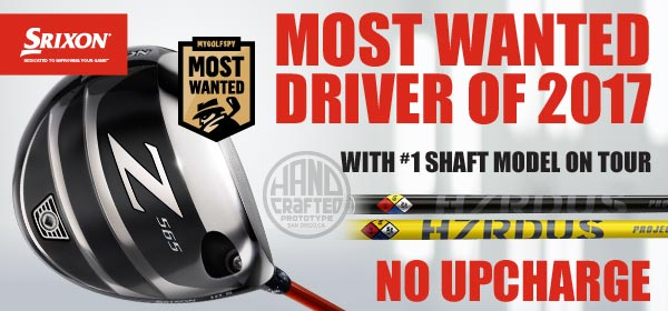 My Golf Spy Most Wanted Driver 2017 ? Shaft Promotions