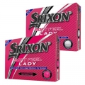 Srixon Ladies SOFT FEEL Lady Golf Ball