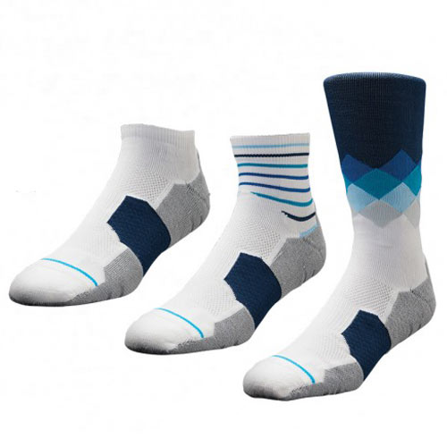 Stance Fusion with Trini Knickers Golf Performance Socks