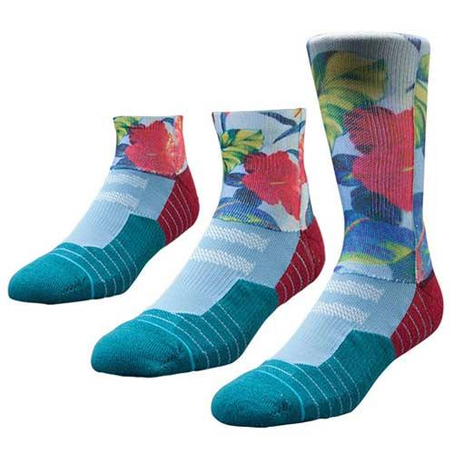 Stance Fusion Lahaina Golf Performance Socks