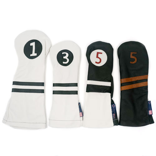 Stitch Golf Individual Leather Headcovers