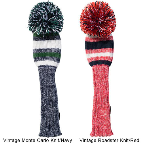 Stitch Golf Knit Headcover