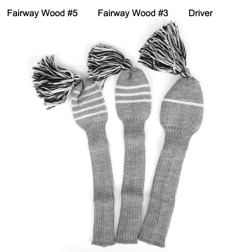 Stitch Golf Techno Wool Headcovers (#SG1001T)
