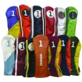 Stitch Golf Leather Headcover Sets