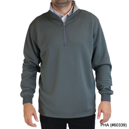 Straight Down Optic 1/2 Zip Jacket