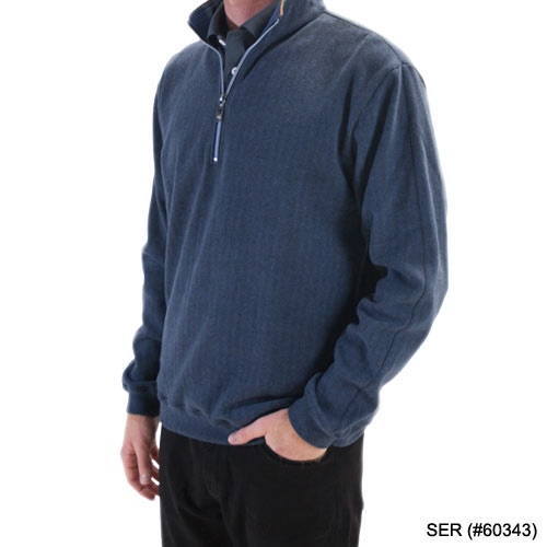 Straight Down Hastings 1/2 Zip Jacket