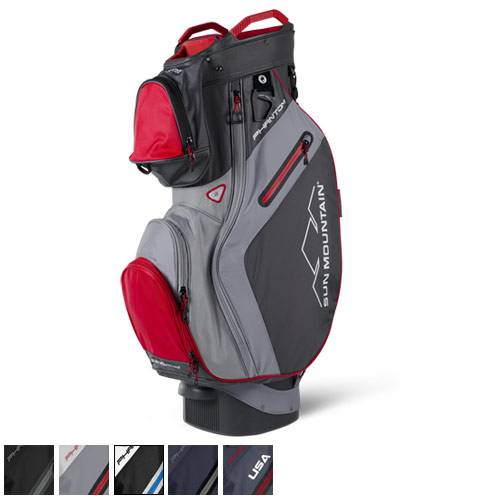 Sun Mountain Phantom Cart Bag