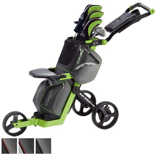Sun Mountain Combo Golf Push Carts