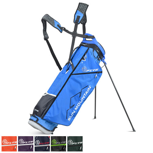 Sun Mountain 2017 2 Five Stand Bags