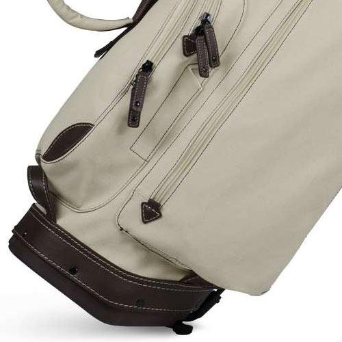 Sun Mountain Canvus Leather Stand Bag ゴルフ用品通販のフェアウェイゴルフusa