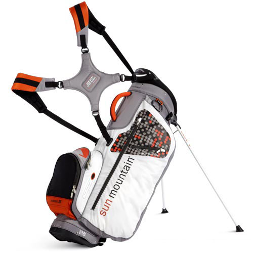 Sun Mountain 2014 Ladies Three 5 Stand Bags
