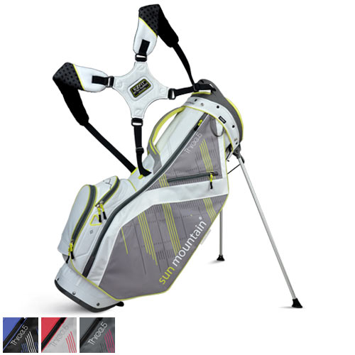 Sun Mountain Ladies Three 5 Stand Bags