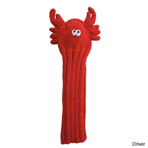 Sunfish Animal Headcover Collection Lobster Headcovers