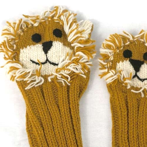 Sunfish Lion Headcover