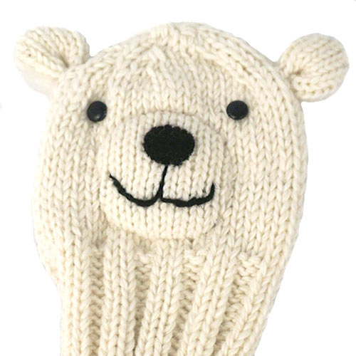 Sunfish Polar Bear Headcover