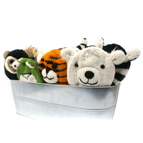 Sunfish Animal Headcover Collection Zebra Headcovers