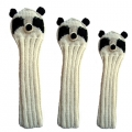 Sunfish Animal Headcover Collection Panda Headcovers