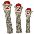 Sunfish Sock Monkey Headcover