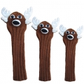 Sunfish Animal Headcover Collection Deer Headcovers