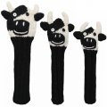 Sunfish Animal Headcover Collection Cow Headcovers