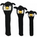 Sunfish Animal Headcover Collection Penguin Headcovers