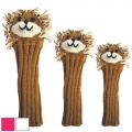 Sunfish Animal Headcover Collection Lion Headcovers