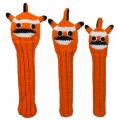 Sunfish Animal Headcover Collection Clownfish Headcovers