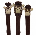 Sunfish Animal Headcover Giraffe Headcovers