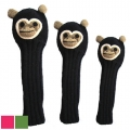 Sunfish Animal Headcover Collection Monkey Headcovers