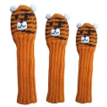 Sunfish Animal Headcover Collection Tiger Headcovers