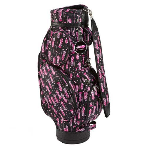 Sydney Love Ladies Fuchsia Golf Cart Bags【ゴルフ レディース>カートバッグ】